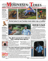 Mountain Times – Volume 50, Number 29 – July 21-27, 2021