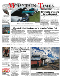 Mountain Times – Volume 50, Number 28 – July 14-20, 2021