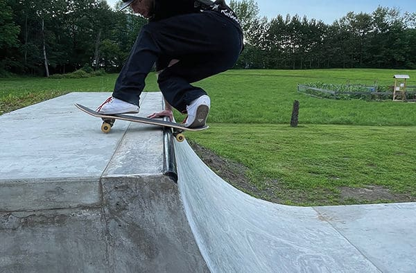 Bethel's new skatepark proves to be a well-used facility