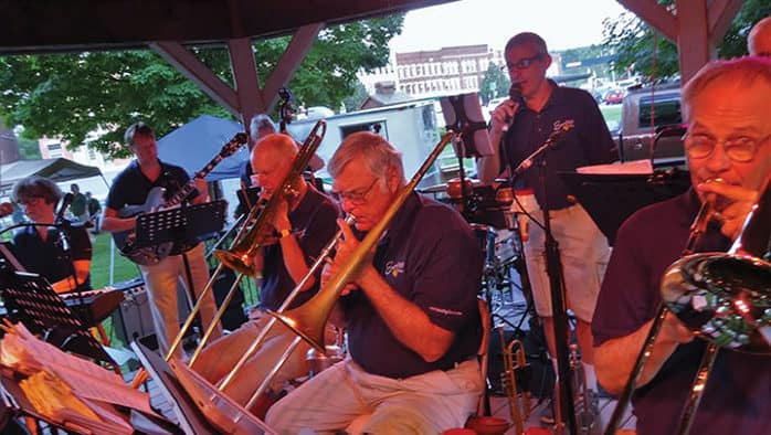 Fair Haven's concerts in the park return with Enerjazz