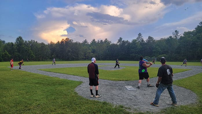 Chittenden Softball League: Rock Landscaping remains undefeated
