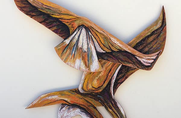 Southern Vermont Arts Center presents the Our Tangled Choices: Art and the Environment exhibition
