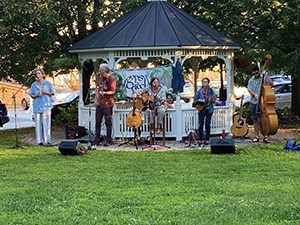 Cavendish concerts continue with Gypsy Reel