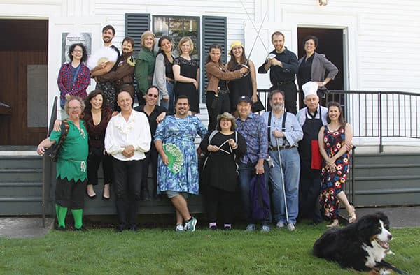 Stand-Up Shakespeare Company to present free performance at the Calvin Coolidge State Historic Site