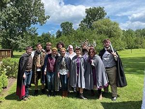 RYT's 'Macbeth' is best enjoyed in open air