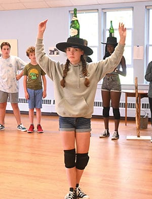 """BarnArts celebrates 10 years of Summer Youth Theater with """"Fiddler"""""""