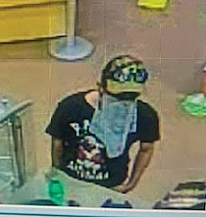 Thief, wielding knife, takes cash in Wallingford, Aug. 1
