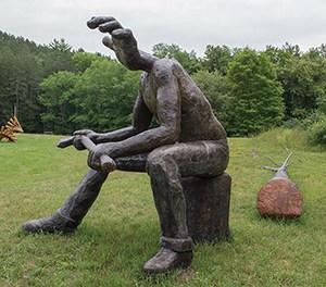 Sculpture Fest transforms local farm