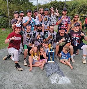 Chittenden Softball League: Rock Warriors defends title, still champions