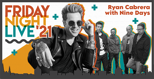 Friday Night Live returns to Center Street this September