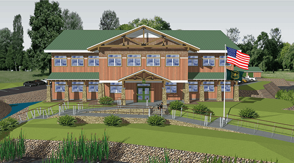 Rutland Forest Service office to operate virtually while Mendon headquarters is constructed