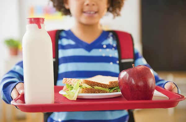 Universal school meals pay dividends