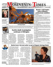 Mountain Times – Volume 50, Number 38 – Sept. 22-28, 2021