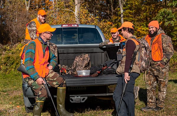Hunters and hikers urged to wear orange