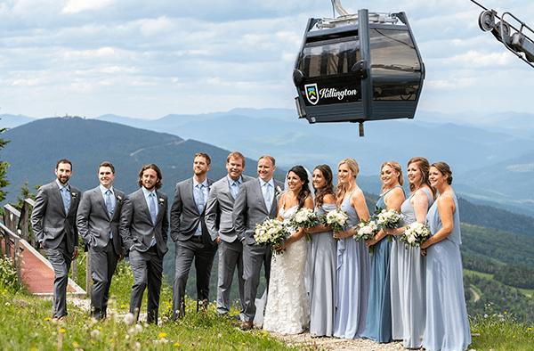 Vermont Wedding Association hosts 20th annual Killington bridal show