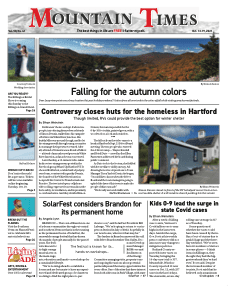 Mountain Times – Volume 50, Number 41 – Oct. 13-19, 2021
