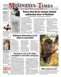 Mountain Times – Volume 50, Number 43 – Oct. 27 – Nov. 2, 2021